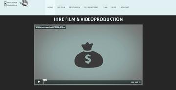 Fedafilm_Website